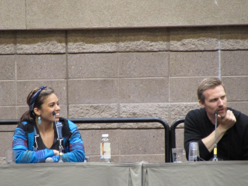 Phoenix Comicon 2017, Ciara Renee, Teddy Sears