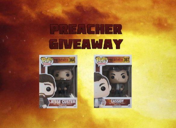 Preacher Giveaway