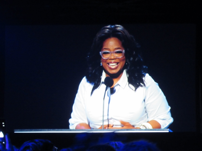 D23 Expo Friday, Legends, Oprah Winfrey