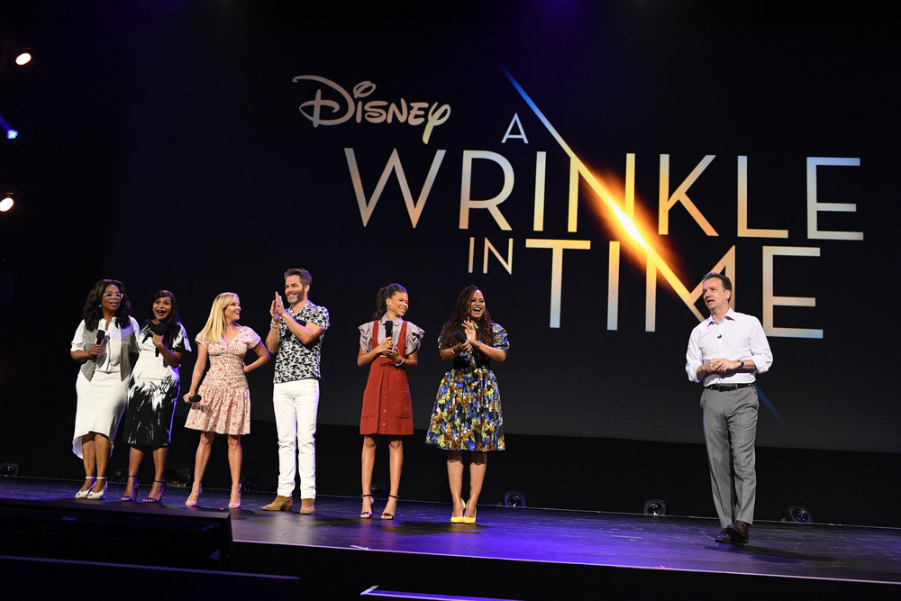 D23 Expo 2017, Live Action, A Wrinkle in Time