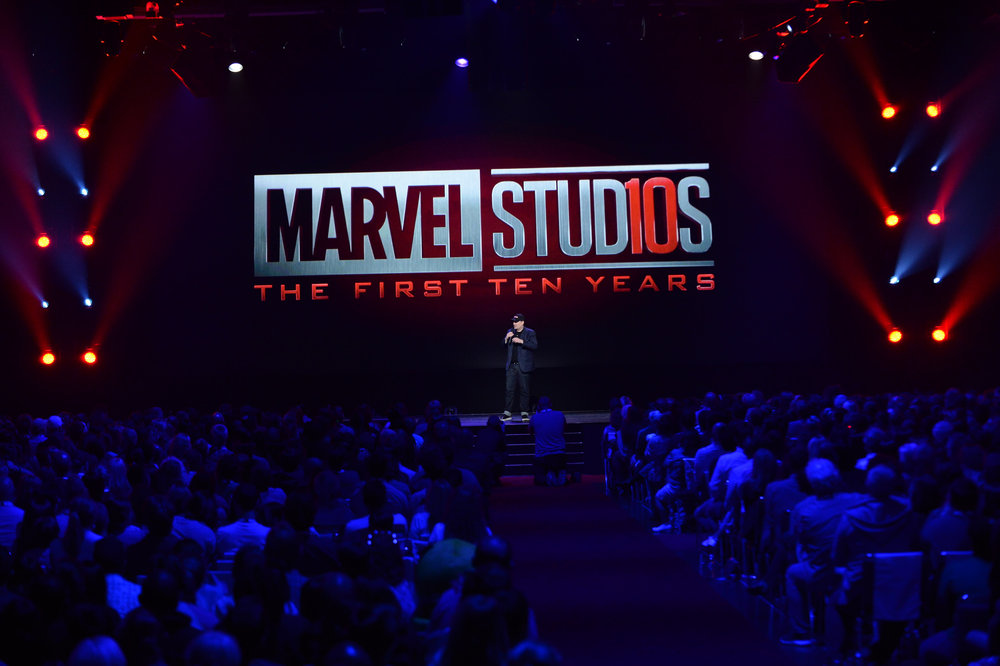 D23 Expo 2017, Live Action, Marvel