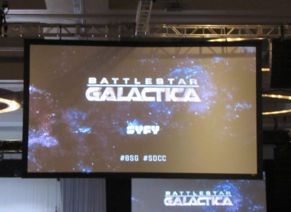 SDCC 2017, Battlestar Galactica