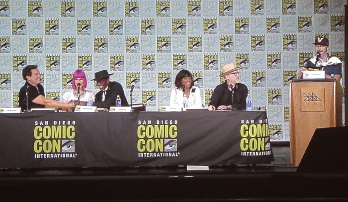 SDCC 2017, Syfy Great Debate