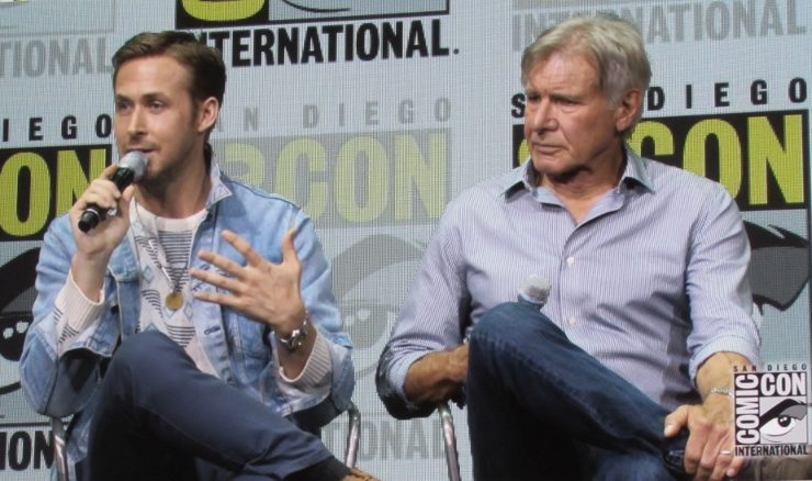 SDCC 2017, Warner Bros, Blade Runner 2049