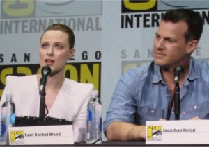 Westworld panel at SDCC 2017