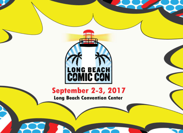 Long Beach Comic Con 2017