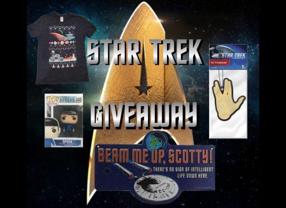 Star Trek Giveaway