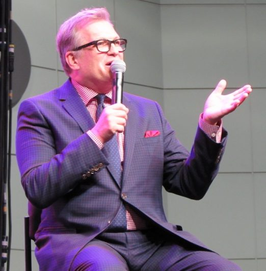 Drew Carey, LA Comic Con 2017